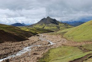 Rob Hill Iceland Trek 2018