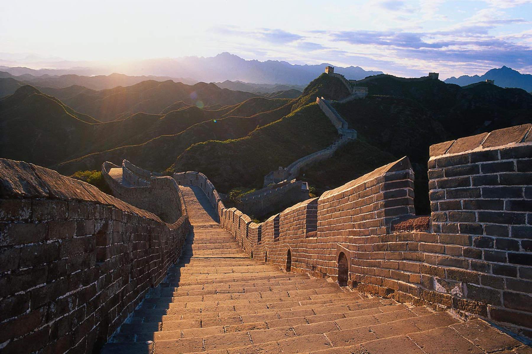 IBD Adventures Trek The Great Wall of China